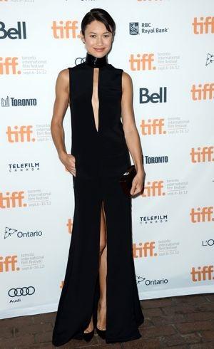 Olga Kurylenko Seven Psychopaths 2012 Toronto International Film Festival premiere Sept 2012