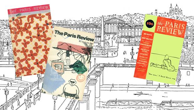 The Paris Review Orlebar Brown