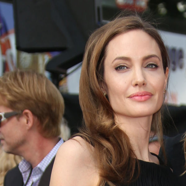 Get Angelina Jolie's Simple Look with Just 5 Products
