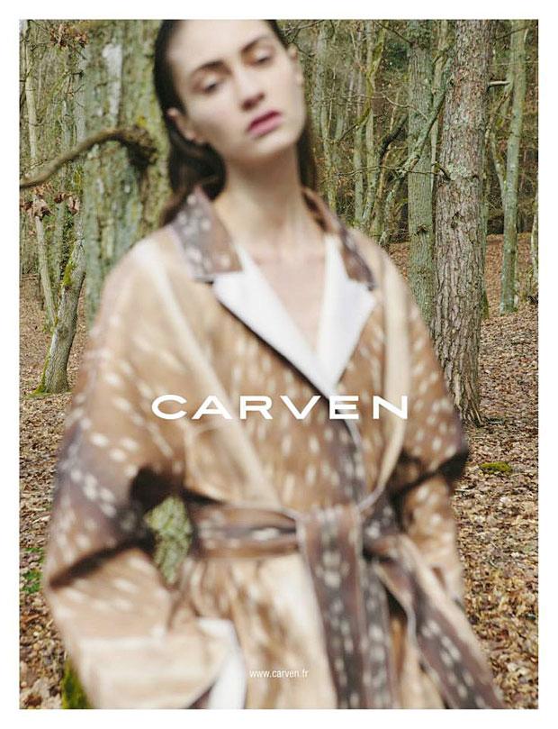 All images via Carven