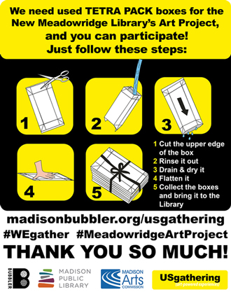Meadowridge Art Project / Image: madisonbubbler.org/meadowridge-art-project
