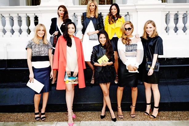 Harrods Teams Up With Eight Super Bloggers