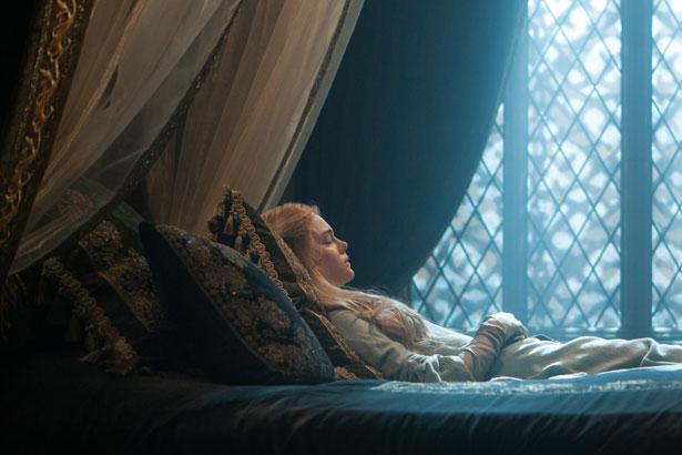 Aurora from 'Maleficent', the Disney movie adaptation of Sleeping Beauty