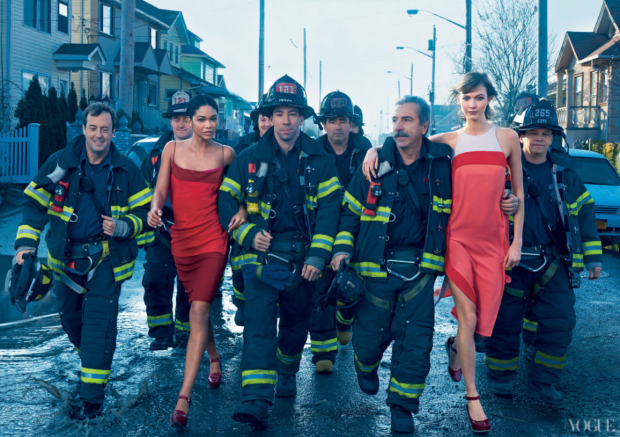 Controversial Vogue Images