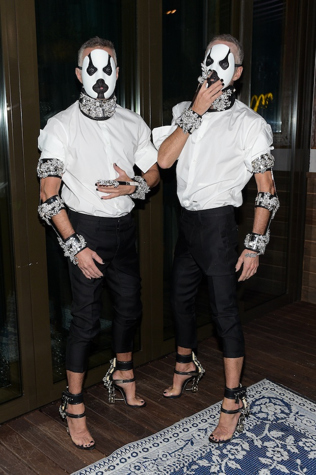 Matthew Morrison's 5th Annual Halloween Party Presented By Freixenet