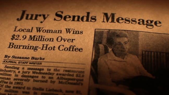 Hot Coffee; Image: Movie Still