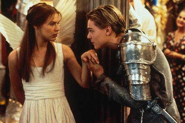 Romeo + Juliette movie still