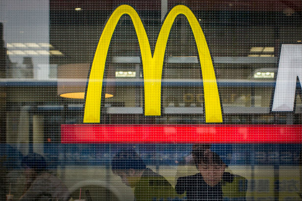 McDonald's for Colette