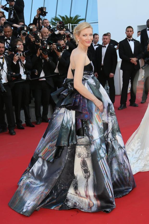 Cate Blanchett Carol Premiere