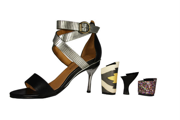 Tanya Heath Creates Interchangeable Heels