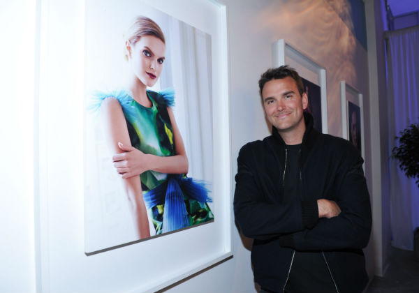 Victor Demarchelier At Yorkdale Mall