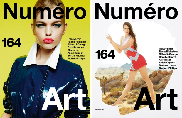 Numéro June/July 2015 The Art Issue