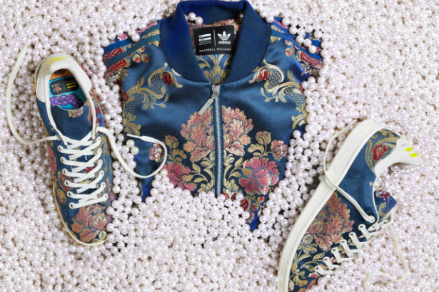 Pharrell Adidas Collection