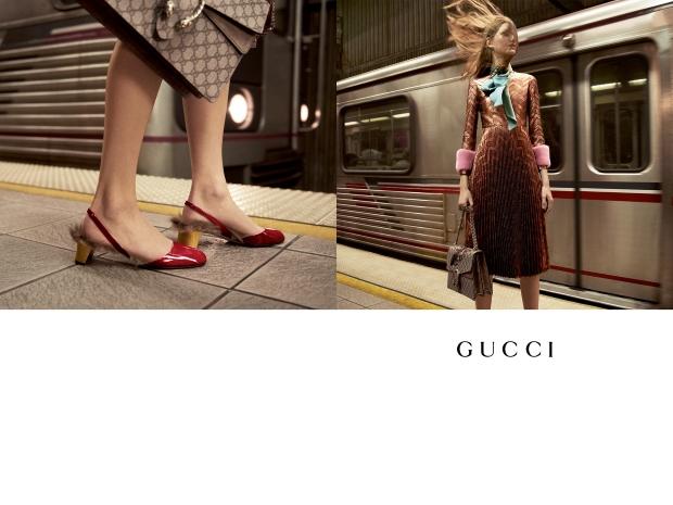 Gucci Fall 2015 Campaign by Glen Luchford