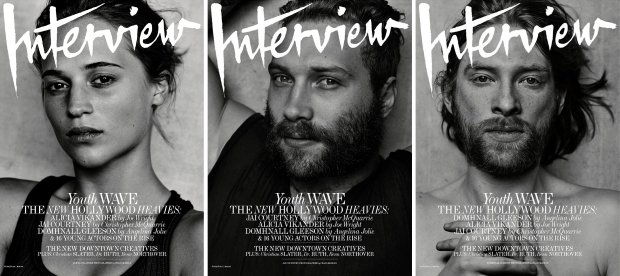Interview June/July 2015 Covers by Craig McDean