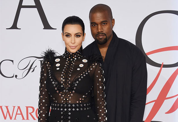 Kimye: always best-dressed in our eyes and hearts. Image: Getty