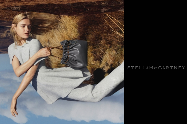 Stella McCartney Fall 2015 Ad Campaign Natalia Vodianova