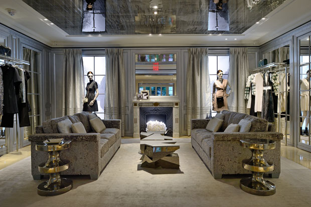 Christian Dior Boutique in Vancouver