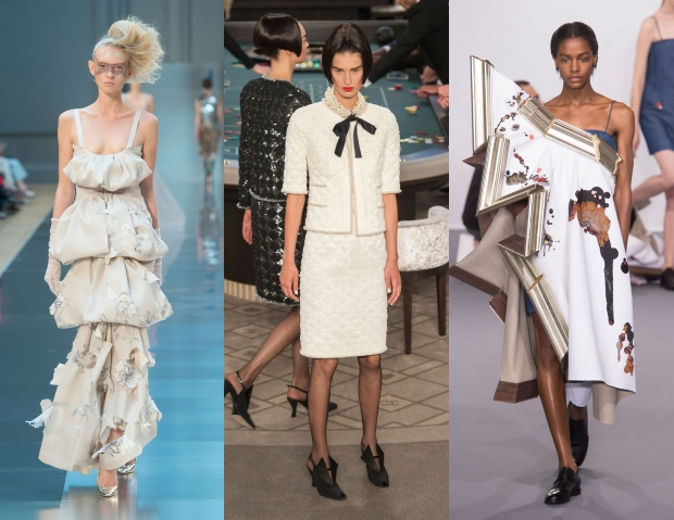Paris Haute Couture Fall 2015 Hits