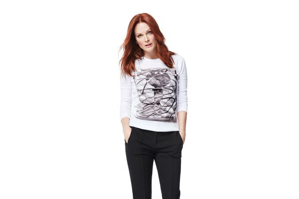 Jason Wu Julianne Moore Saks Stand Up to Cancer