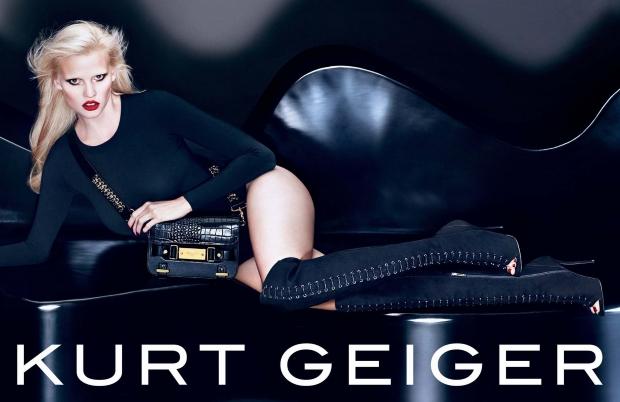 Kurt Geiger Fall 2015 Ad Campaign by Erik Torstensson
