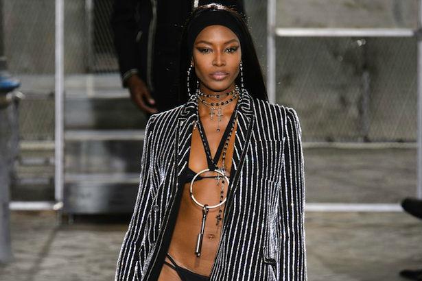 Naomi Campbell Givenchy