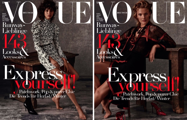 Vogue Germany August 2015 by Giampaolo Sgura