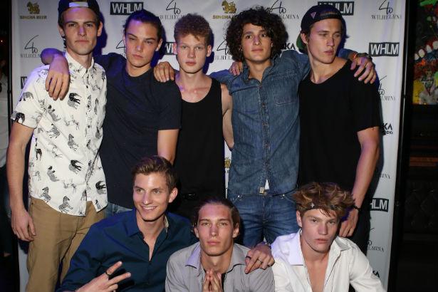 Wilhelmina Models Party
