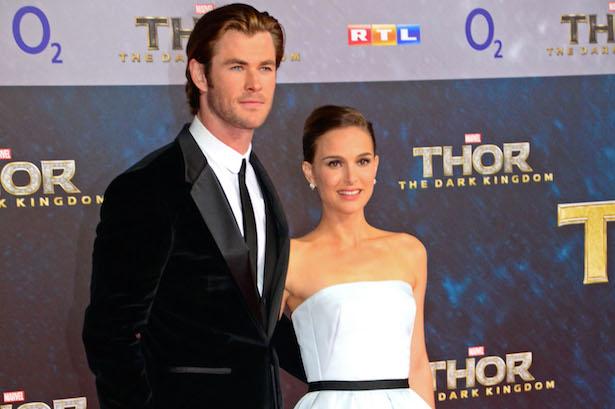 Chris Hemsworth Natalie Portman
