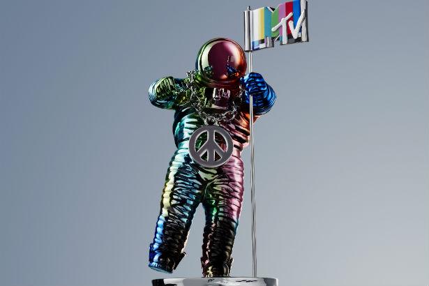 MTV Jeremy Scott Moon Man