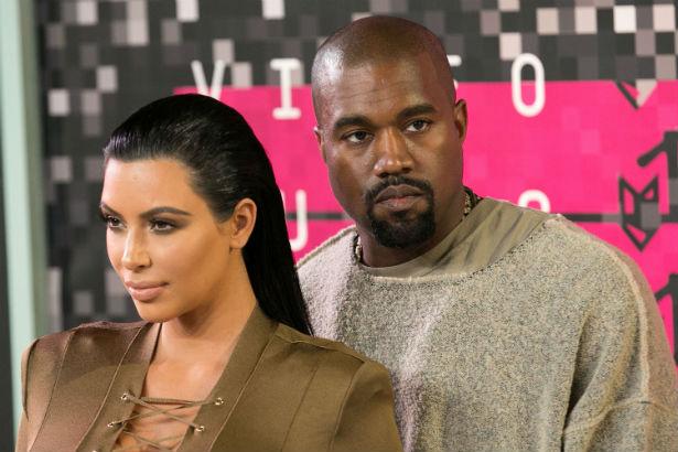 Kim Kardashian VMA Hair