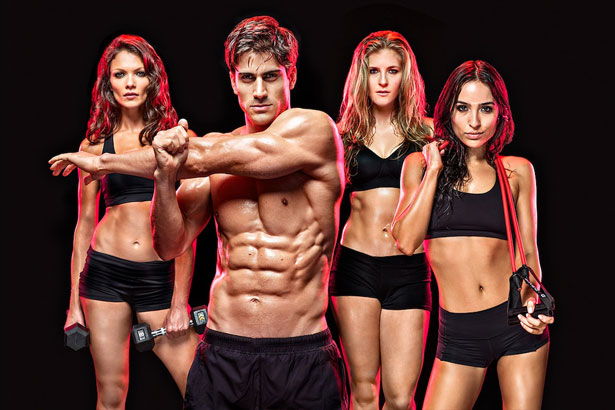 barry's bootcamp trainers