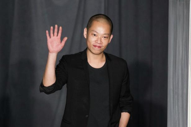 Designer Jason Wu