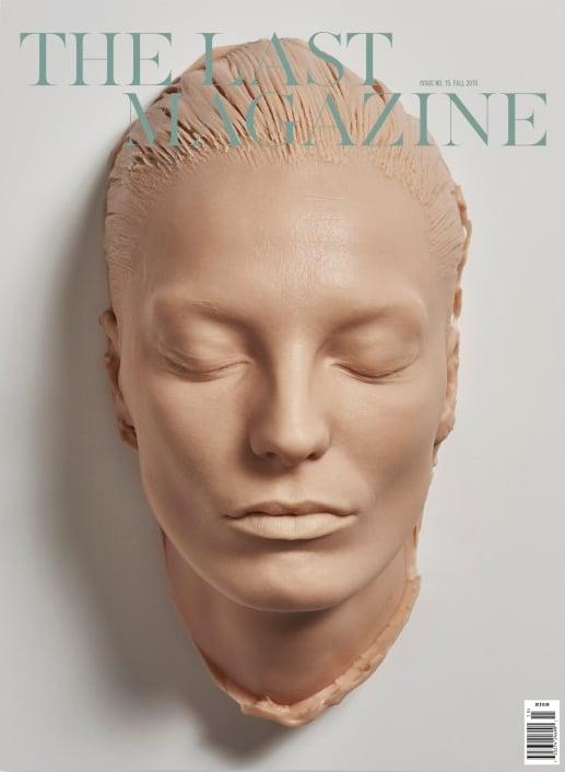 The Last Magazine Fall 2015 Daria Werbowy by