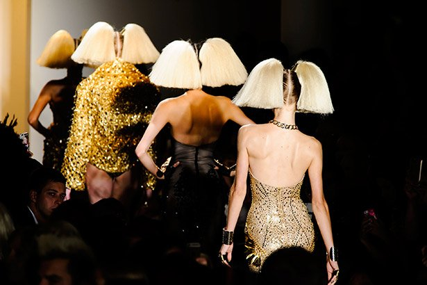 The Blonds Spring 2016 runway