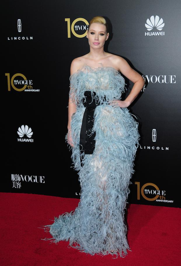 Iggy Azalea for Vogue China