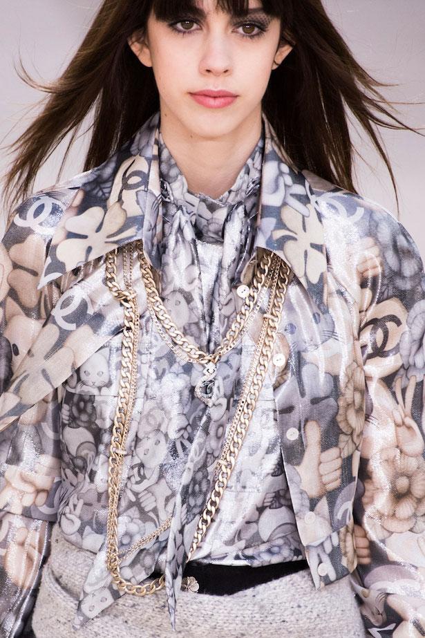 Chanel Fall 2016; Image: Imaxtree
