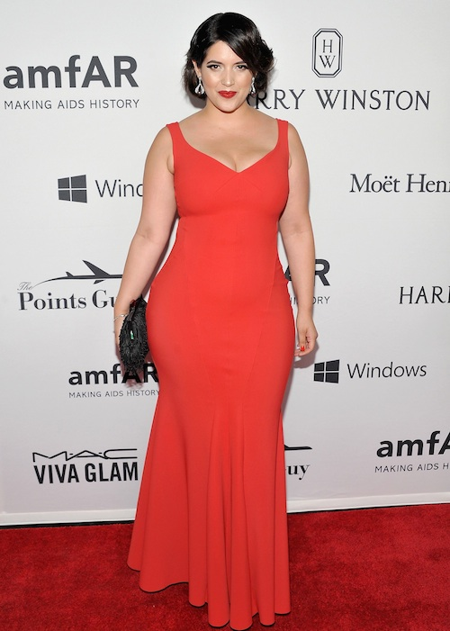 attends the 7th Annual amfAR Inspiration Gala at Skylight at Moynihan Station on June 9, 2016 in New York City.