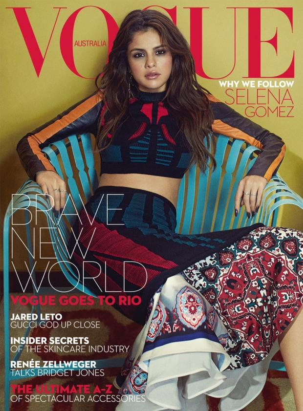 Vogue Australia September 2016 : Selena Gomez by Emma Summerton