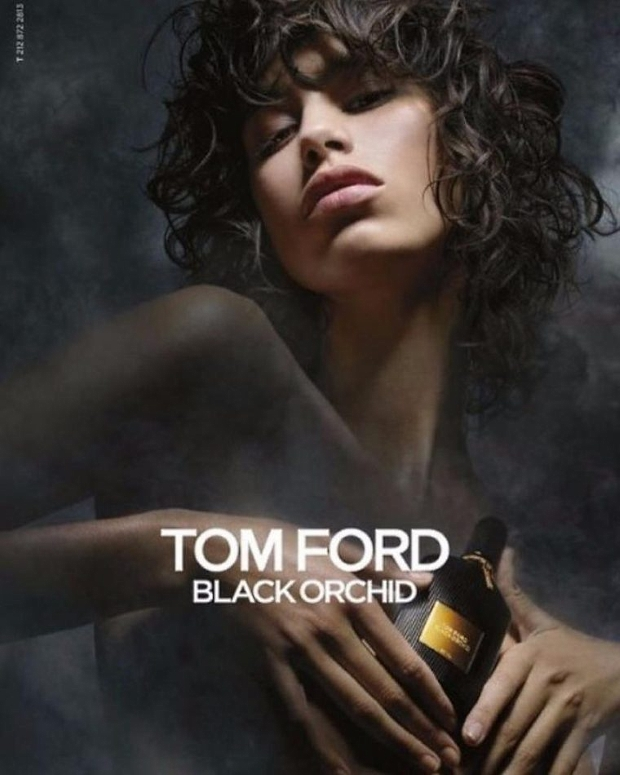 Tom Ford Black Orchid Mica Arganaraz 2016 - theFashionSpot