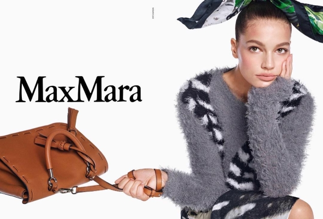Max Mara S/S 2017 : Faretta by Steven Meisel