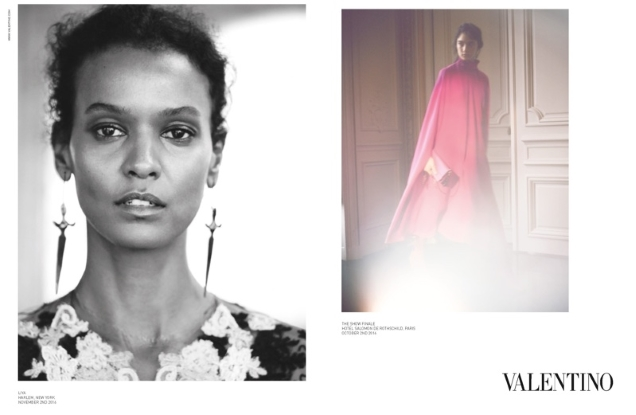 Valentino S/S 2017 by David Sims