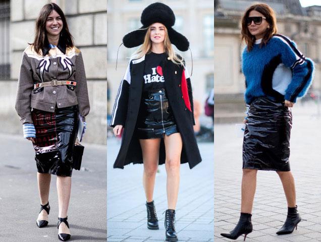 Vinyl-Skirts
