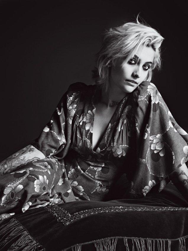 Teen Vogue Volume #2 : Paris Jackson by Hedi Slimane