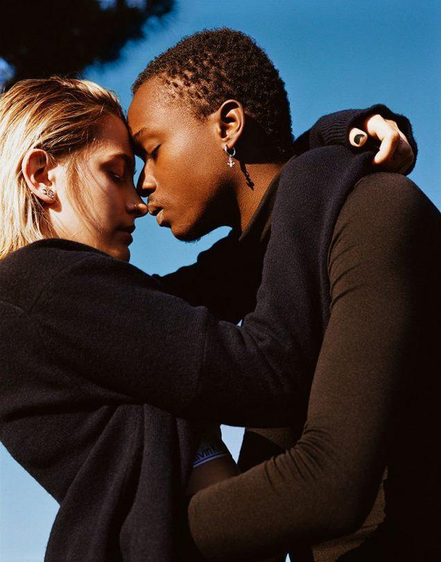 Image: Alasdair McLellan for Calvin Klein