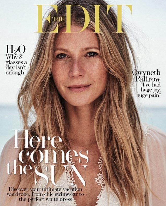 The Edit June 1 2017 : Gwyneth Paltrow by Chris Colls