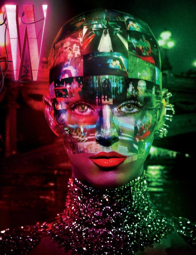 W Magazine September 2017 : Katy Perry by Steven Klein