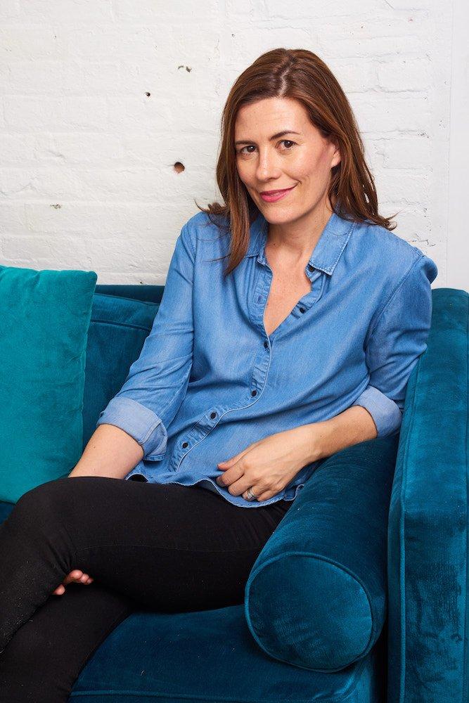 Meant founder Lindsay Knaak-Stuart