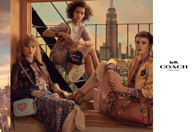Coach 1941's Spring 2018 campaign.