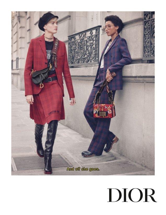 Christian Dior F/W 2018.19 by Pamela Hanson